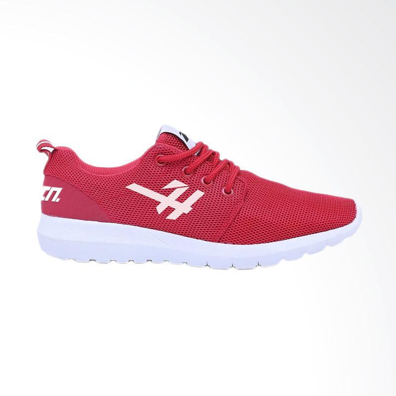 harga HRCN Outfitters H 5375Sneaker Unisex - Red Roshe Blibli.com