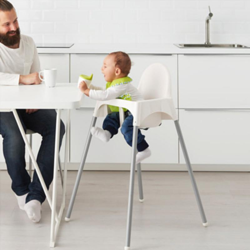 Jual Ikea Antilop Baby High Chair Kursi Makan Anak Baby Blue