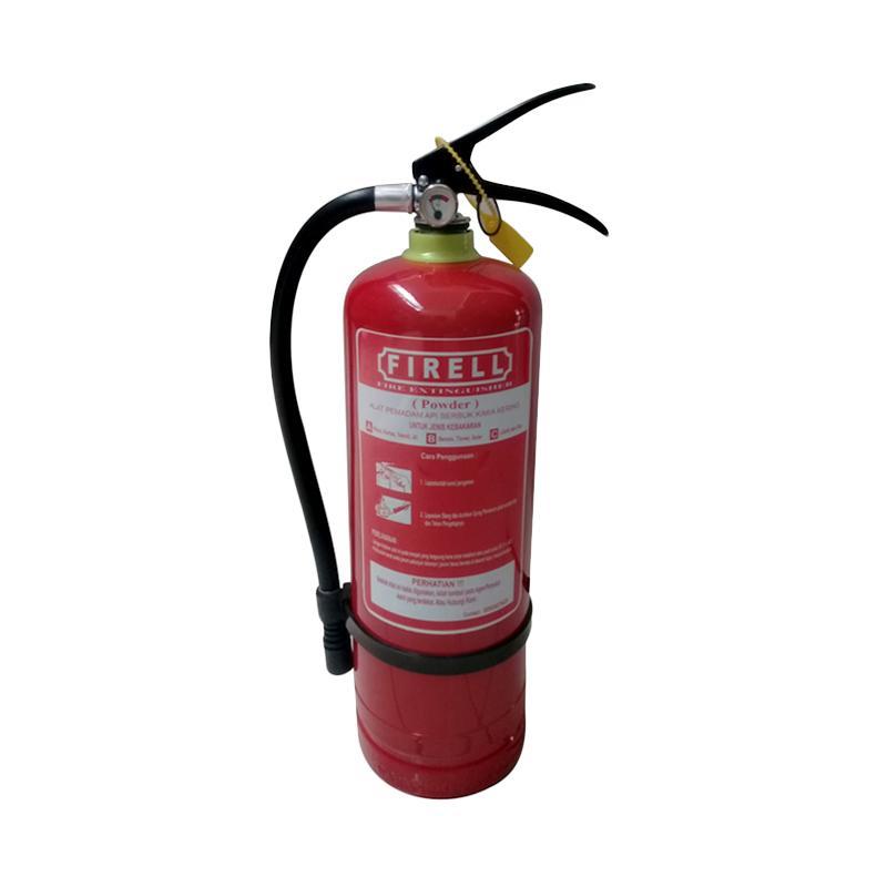 Firell ABC Dry Chemical Powder FP-01 Alat Pemadam Api Ringan - Red [1 kg]