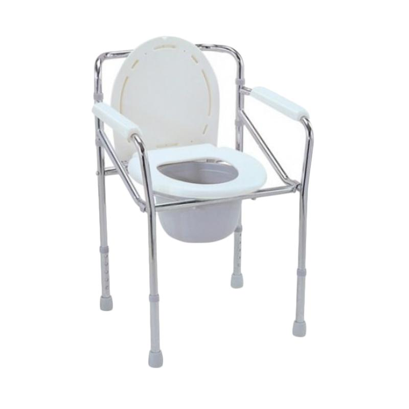 GEA FS894 Commode Chair Tanpa Roda