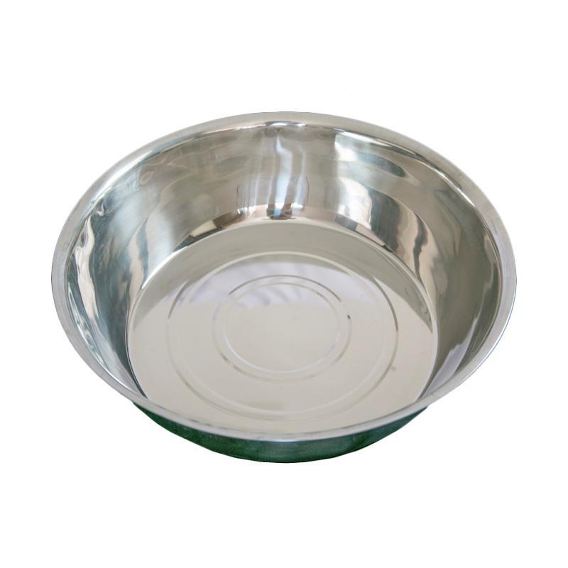 HAN DP60 Stainless Baskom - Silver [Extra Besar/ 60 cm]