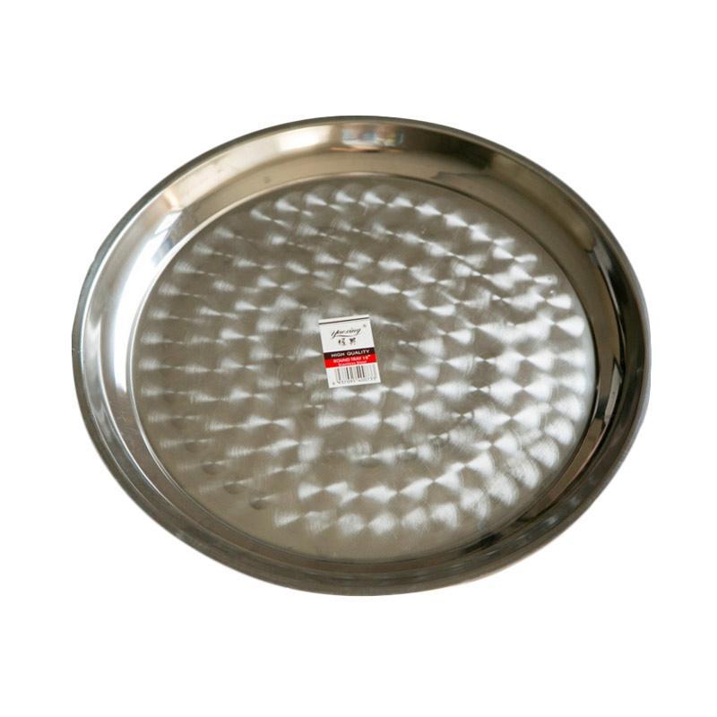 HAN TSCP60 Stainless Tray - Perak [Besar/ 60 cm]