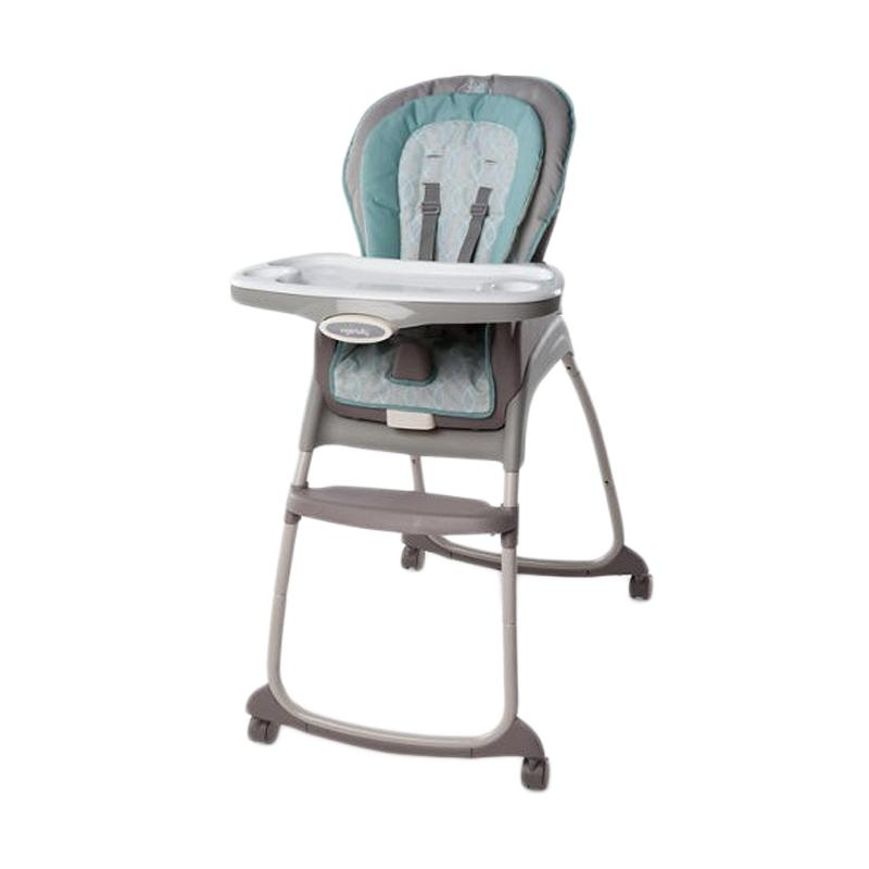 Bright Starts Ingenuity Trio 3 in1 Cambridge Deluxe High Chair Kursi Makan Bayi
