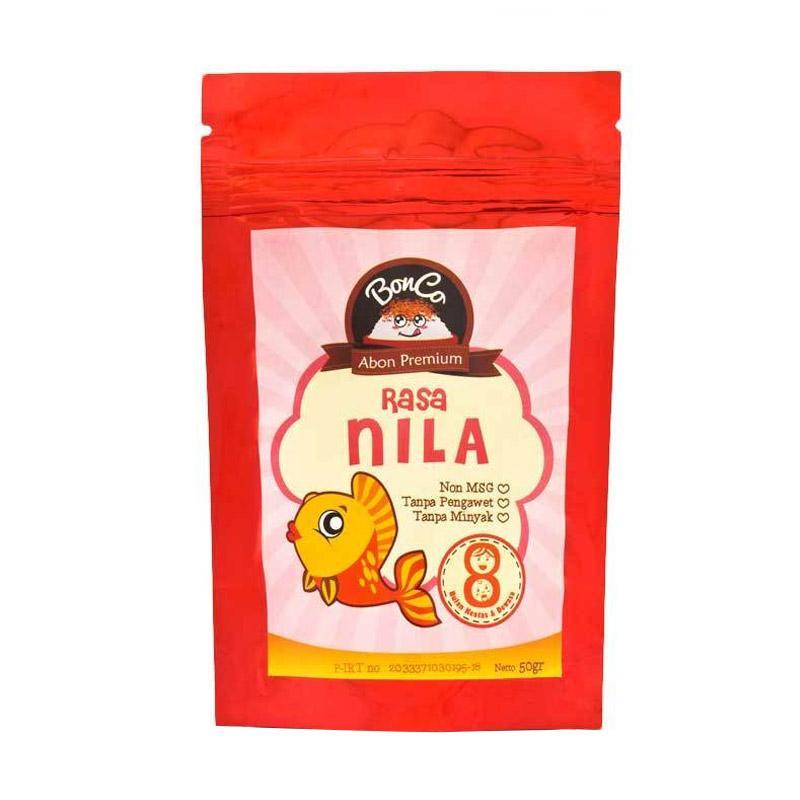 Bonco Abon Bayi Premium - Nila [50 g]