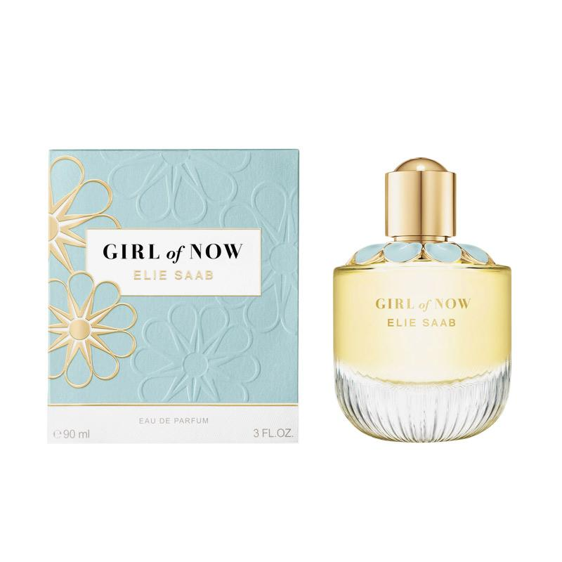 Elie Saab Girl of Now EDP Parfum Wanita [90 mL]