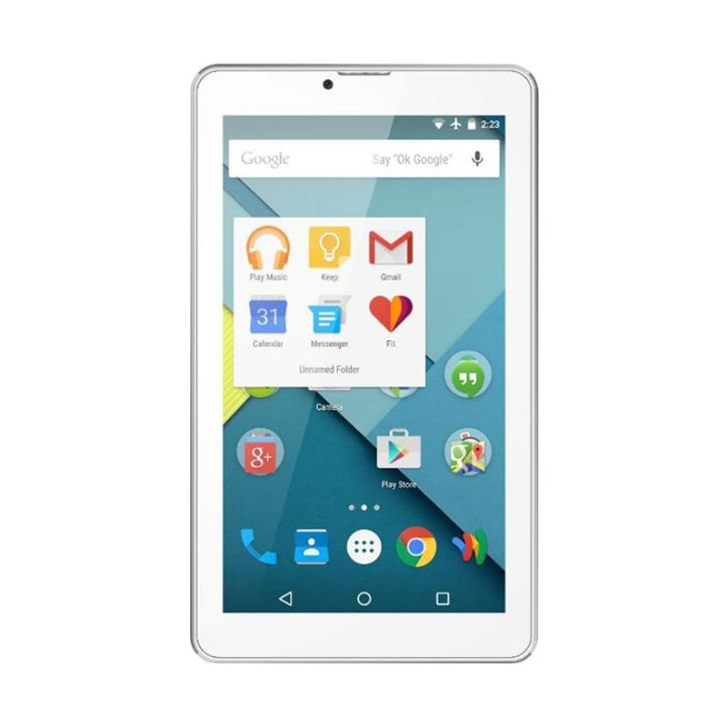 TREQ 3GK-IPS Tablet - Silver [1GB/8GB]