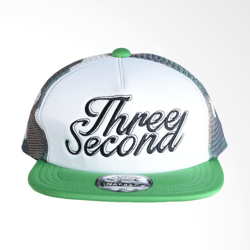 3SECOND 0111 Men Hat - Green