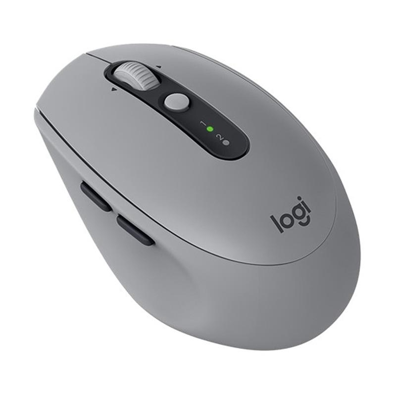 Logitech M590 Silent Wireless Mouse - Grey