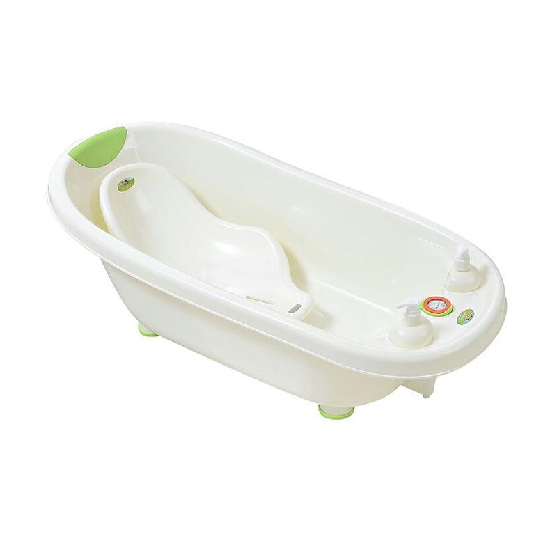 Kandila Temperature Bathtub Bak Mandi Anak - Hijau