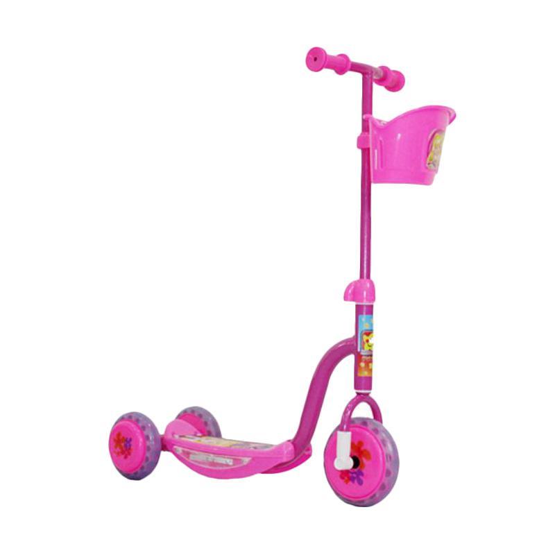 Jual CGC PMB Scooter Anak Roda 3 Sensor Musik Lampu Mainan Edukasi