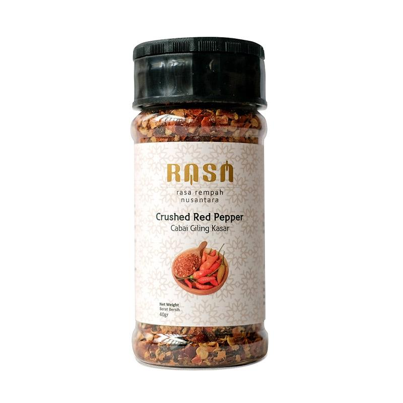 RASA Crushed Red Pepper Cabai Giling Kasar Bumbu Masak [40 g]