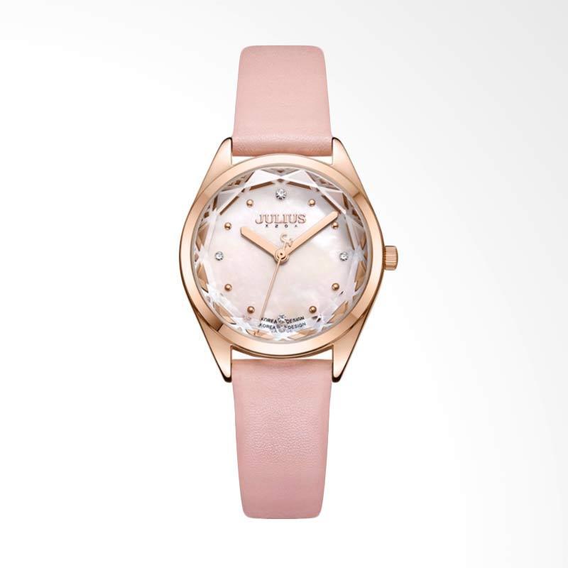 Julius JA-973-C Jam Tangan Wanita - Pink