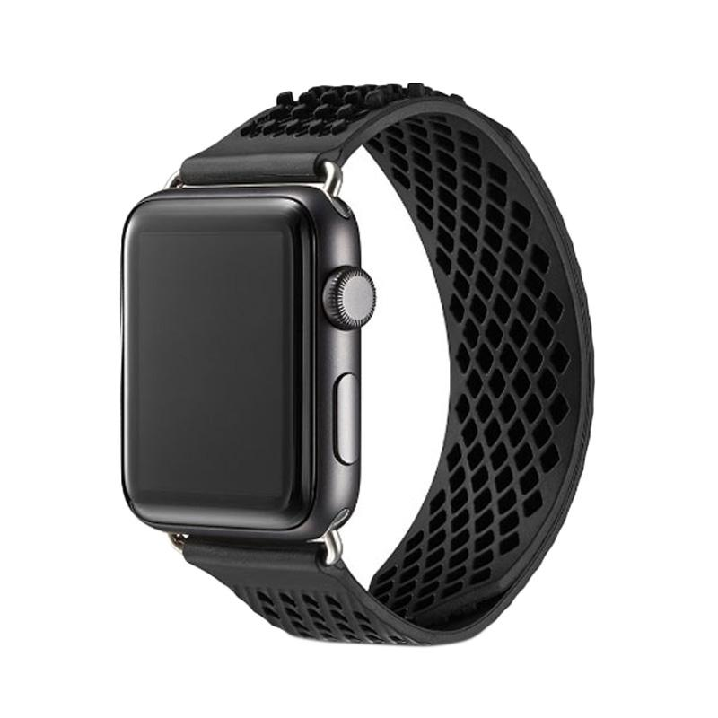 LOLLYPOP Diamond Grip Sports Band Strap for Apple Watch 42mm