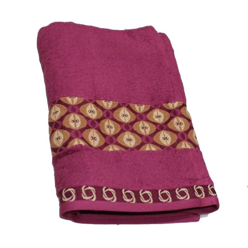 Towel One Handuk Mandi - Pink [70 x 135 cm]