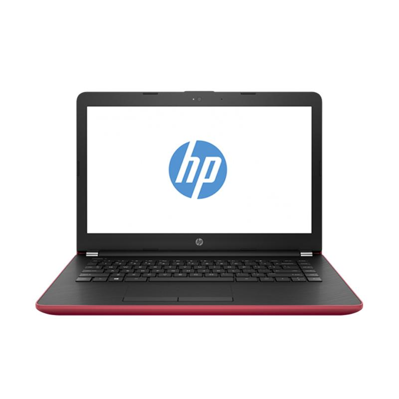 HP 14-BS014TU Notebook - Red [i3-6006/4GB/500GB/DOS] Red