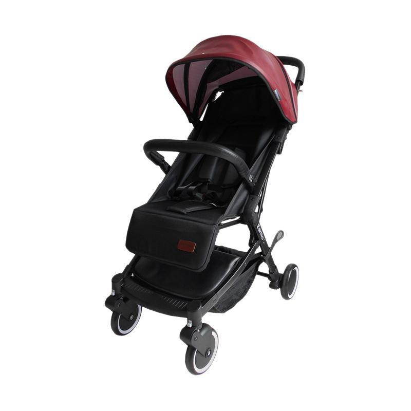 harga BabyDoes CH 339 Esmio Stroller - Merah Blibli.com