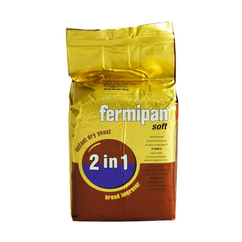 Fermipan 2in1 Tepung Kue [500 g]