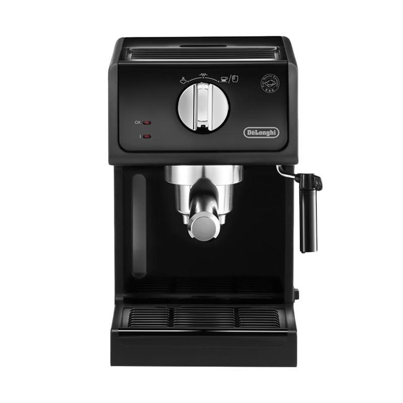 DeLonghi ECP 31.21 Espresso Mesin Kopi Otomatis - Black