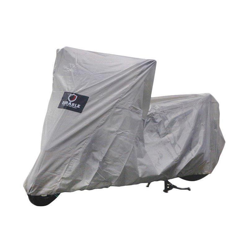 DURABLE Cover Body Motor For Honda Vario Techno - Grey