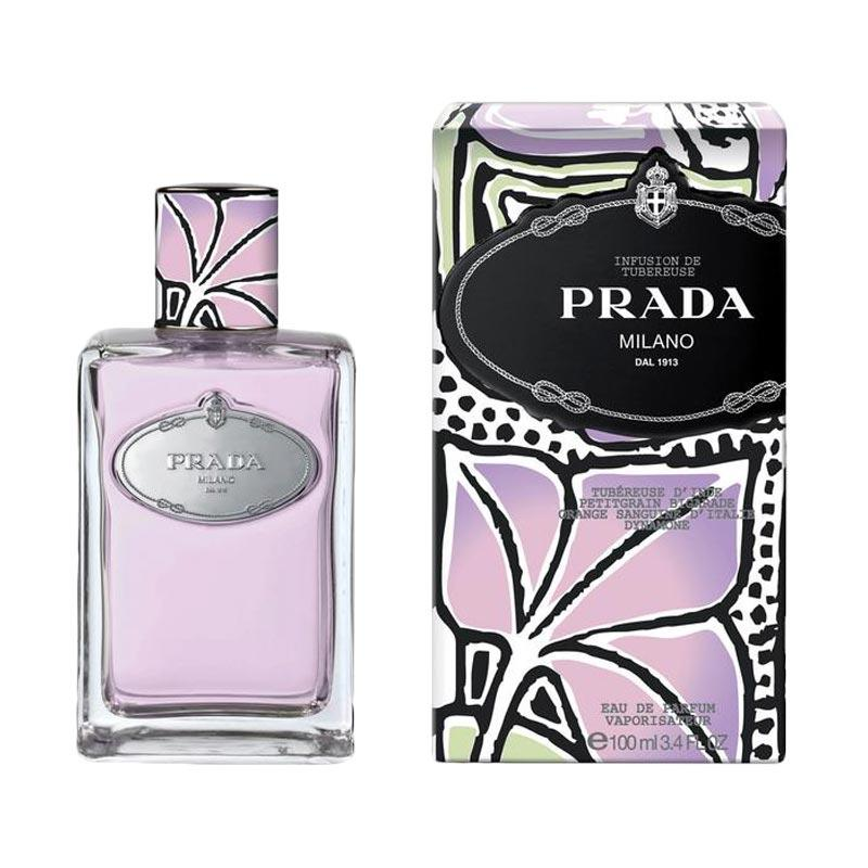 Prada Infusion de Tubereuse For Women EDP Parfum Wanita [100 mL]