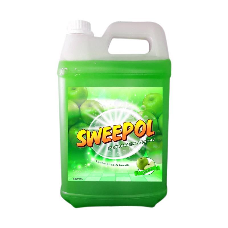 Sweepol Apel Sabun Pembersih Lantai [5 L]