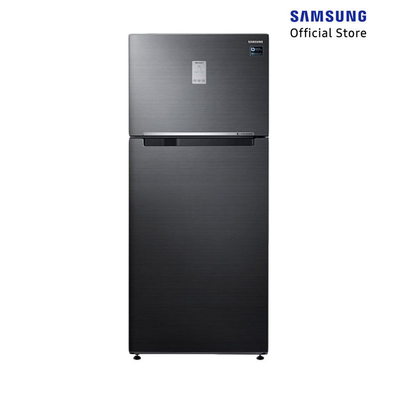 Samsung RT53K6231BS/SE 2 Doors Digital Inverter Refrigerator - Black Inox [528 L/Twin Cooling/LED Display/Black VCM]