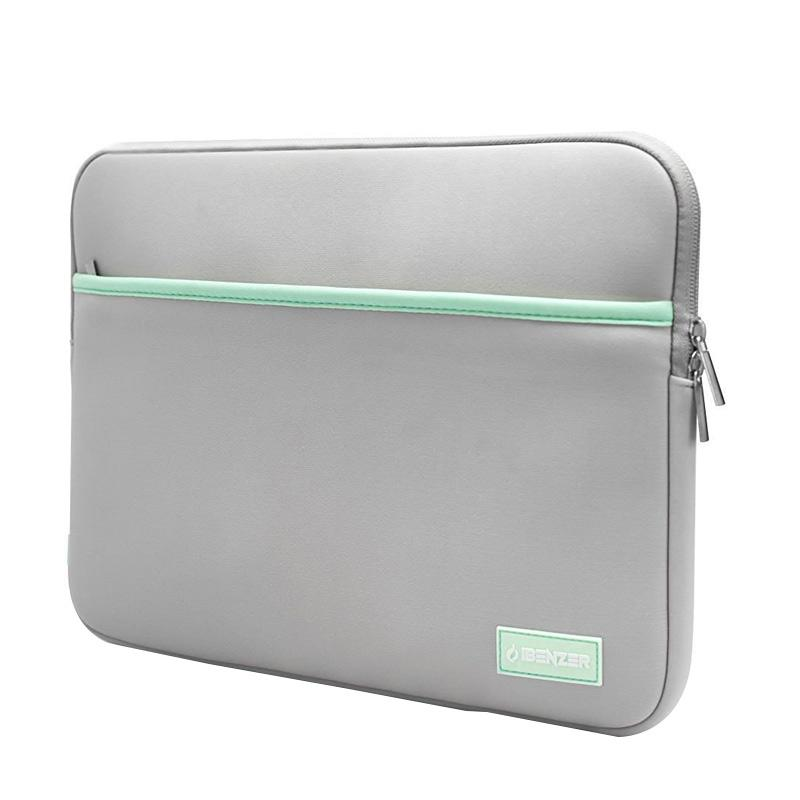IBENZER Tas Laptop Softcase Sleeve for Macbook or Universal Laptop 11 Inch - Grey