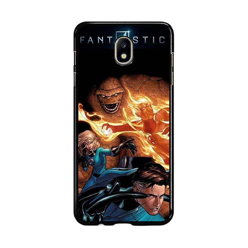 Flazzstore Fantastic Four Fantastic Four Z0014 Custom Casing for Samsung Galaxy J5 Pro 2017