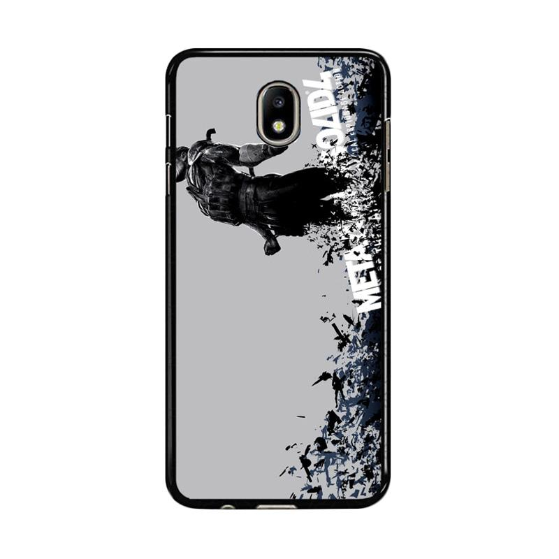 Flazzstore Metal Gear Solid Z0035 Custom Casing for Samsung Galaxy J5 Pro 2017