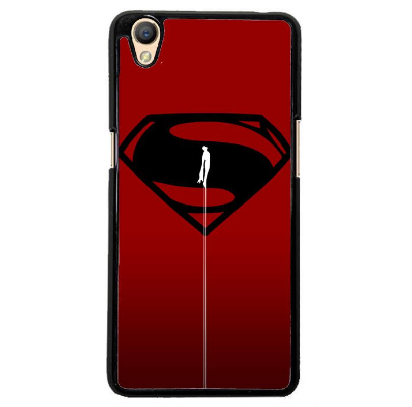 Flazzstore Superman Fly O0023 Custom Casing for Oppo Neo 9 A37