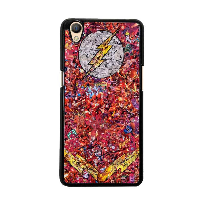 Flazzstore Flash-0002 O0143 Custom Casing for Oppo Neo 9 A37