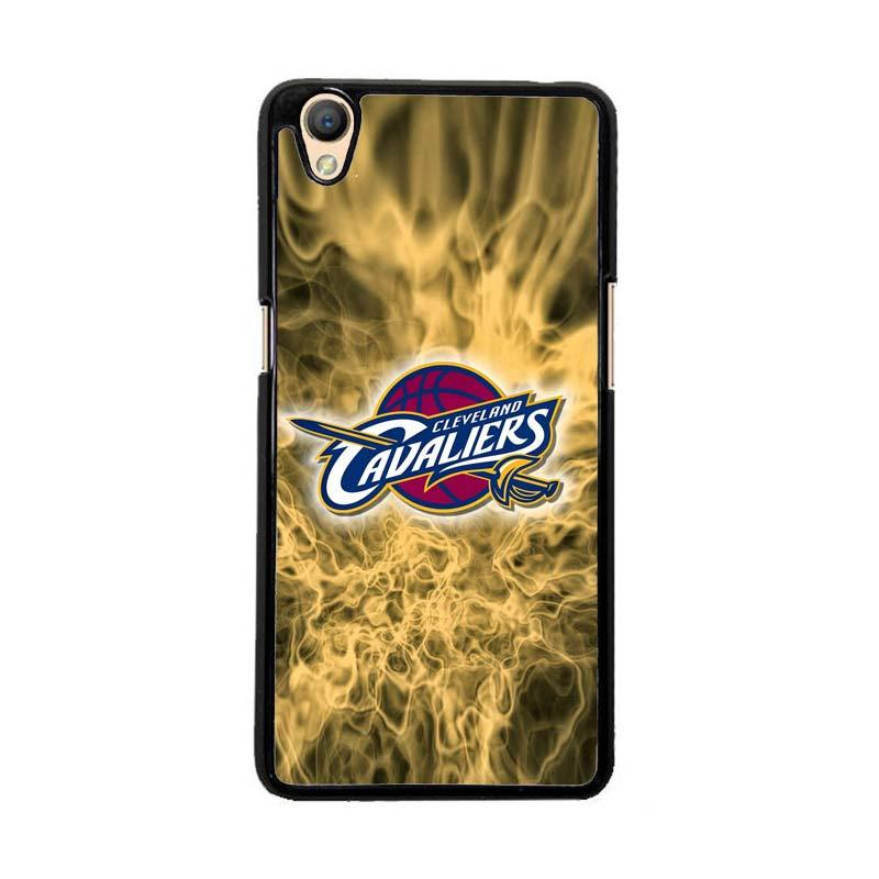 Flazzstore Cleveland Cavaliers 2015 O0719 Custom Casing for Oppo Neo 9 A37