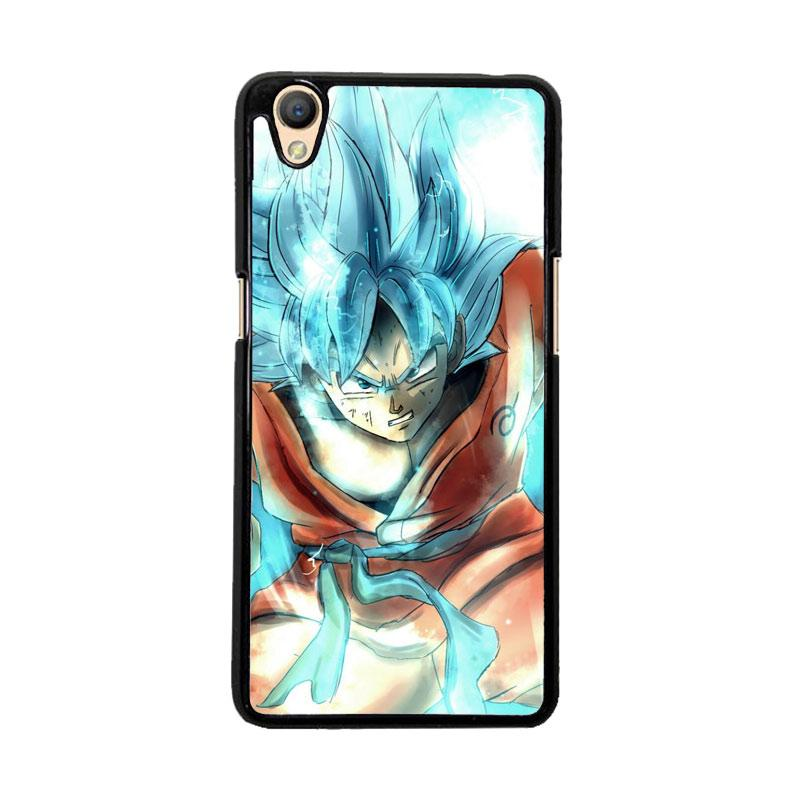 Flazzstore Anime Dragon Ball Goku O0935 Custom Casing for OPPO Neo 9 or OPPO A37
