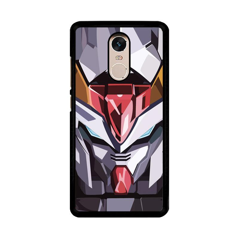Flazzstore Gundam Anime Manga Fans No 1 F0181 Custom Casing for Xiaomi Redmi Note 4 or Note 4X Snapdragon Mediatek