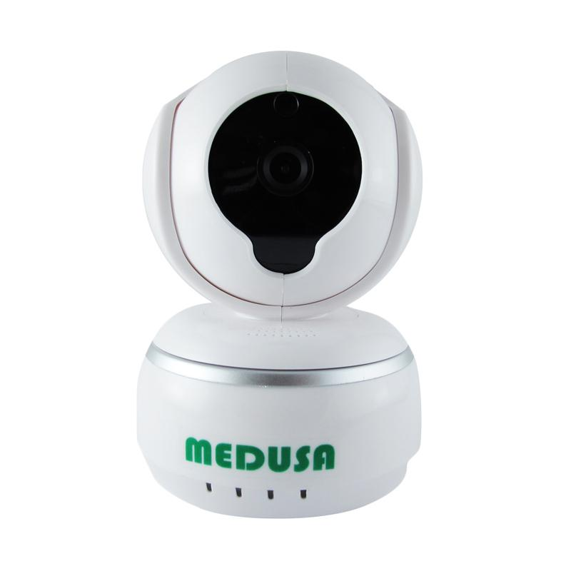 harga Medusa MD-IP100-813PTW IP Camera - White [1.0 MP] Blibli.com
