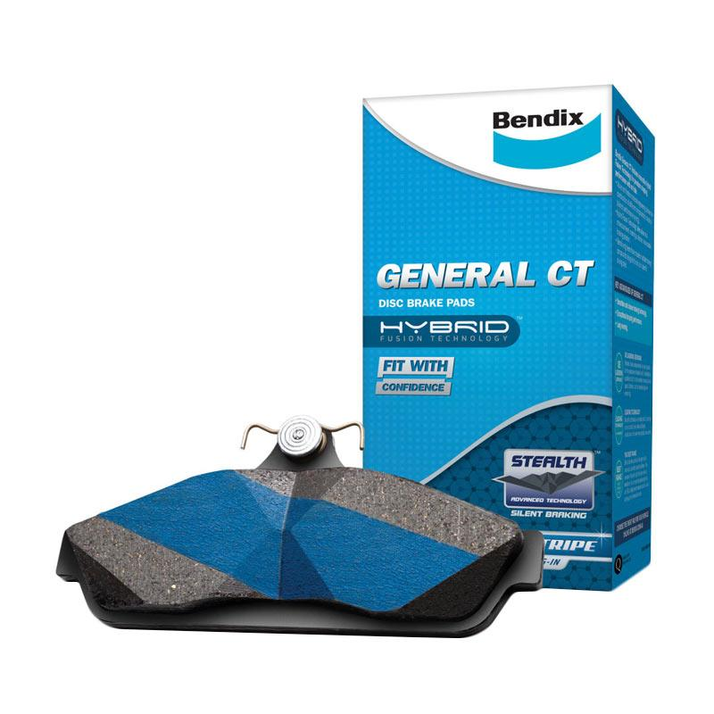 Bendix DB1989 Kampas Rem Depan Mobil for Chevrolet Cruze or Orlando