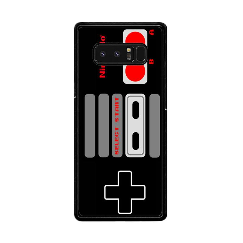 Flazzstore Nintendo Controller F0259 Custom Casing for Samsung Galaxy Note 8