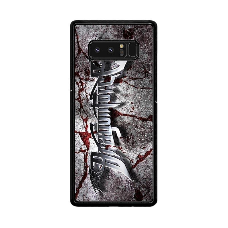 Flazzstore Dragonforce F0428 Custom Casing for Samsung Galaxy Note8