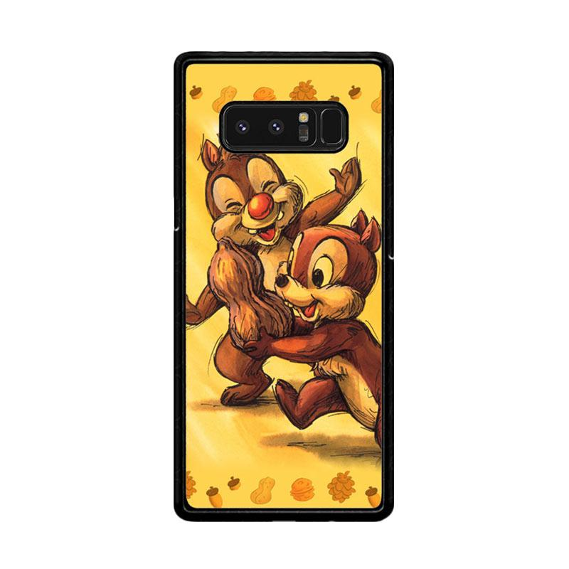 Flazzstore Chip N Dale Childhood Memories F0392 Custom Casing for Samsung Galaxy Note 8