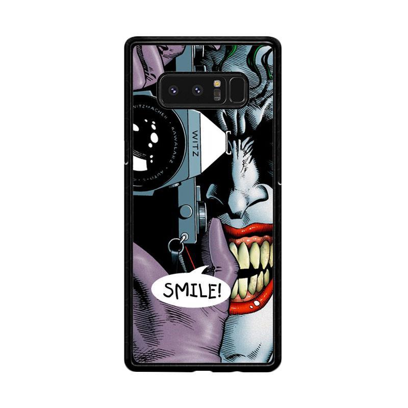 Flazzstore Joker Batman The Killing Joke F0835 Custom Casing for Samsung Galaxy Note8
