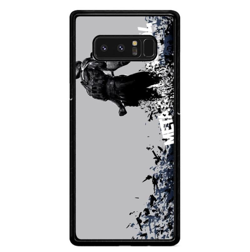 Flazzstore Metal Gear Solid Z0035 Custom Casing for Samsung Galaxy Note8