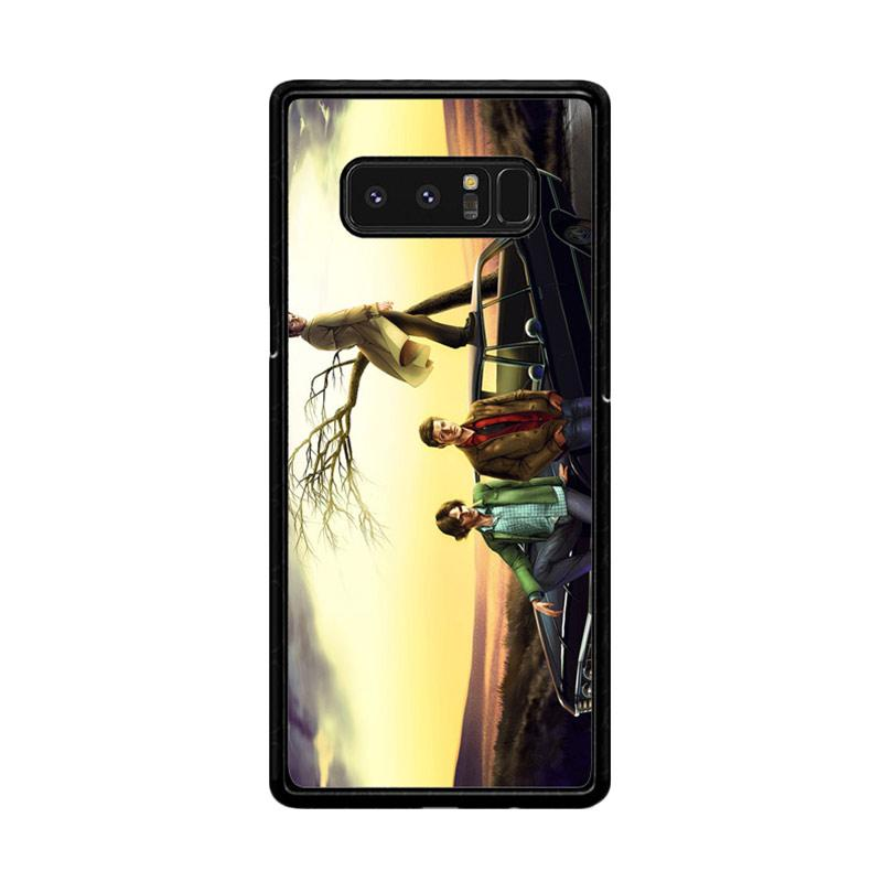Flazzstore Supernatural Z0079 Custom Casing for Samsung Galaxy Note8