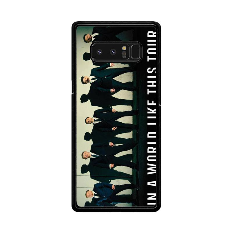 Flazzstore Backstreet Boys Bsb Z0125 Custom Casing for Samsung Galaxy Note8