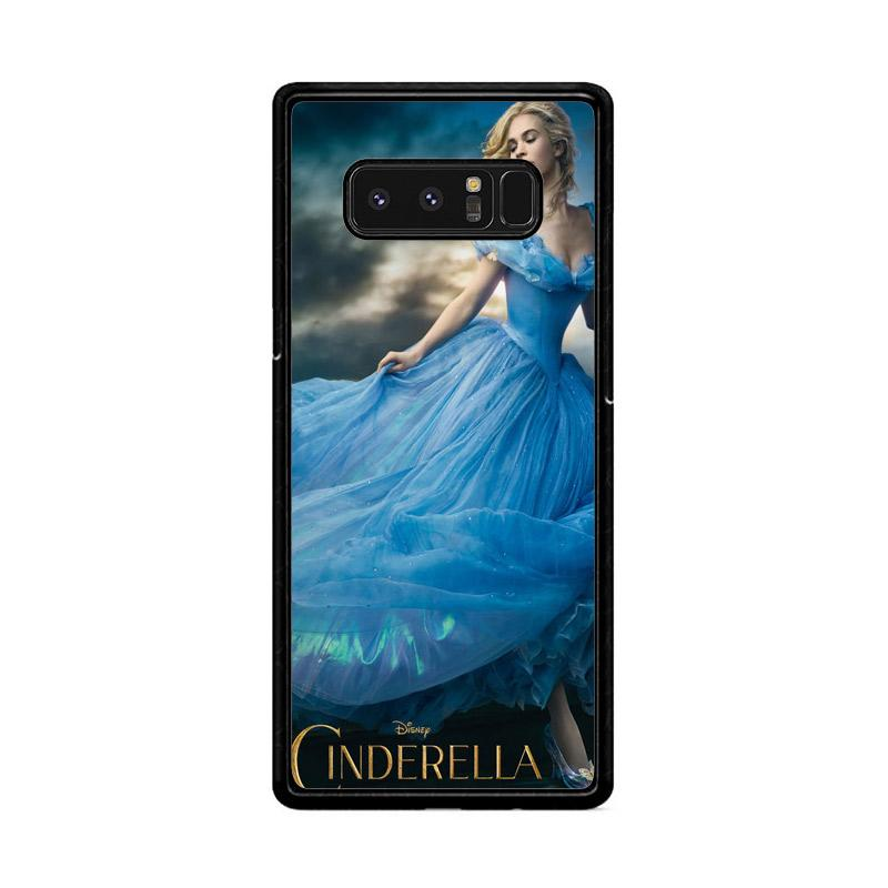 Flazzstore Cinderella 2015 Z0127 Custom Casing for Samsung Galaxy Note8