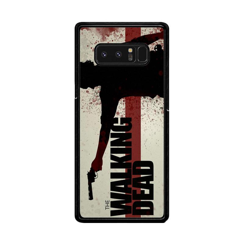 Flazzstore The Walking Dead Art Z0212 Custom Casing for Samsung Galaxy Note8