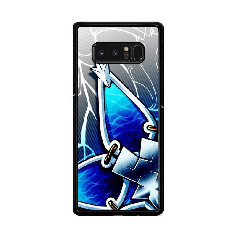 Flazzstore Kingdom Hearts Aqua Wayfinder Z0357 Custom Casing for Samsung Galaxy Note8