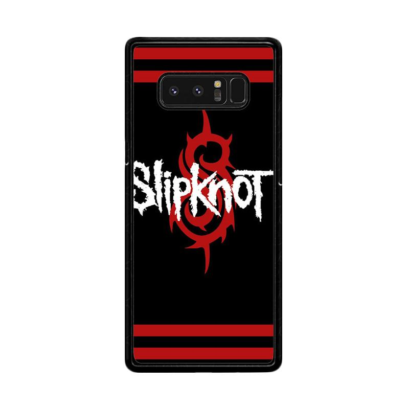 Flazzstore Slipknot Rock Band Z0370 Custom Casing for Samsung Galaxy Note 8