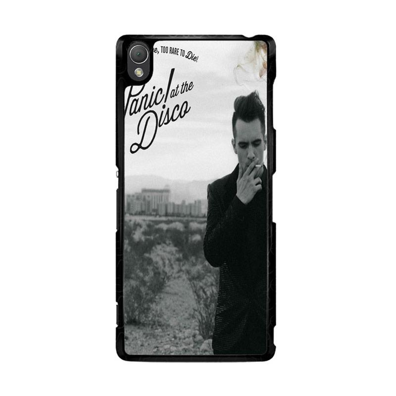 Flazzstore Panic At The Disco Album Cover F0590 Custom Casing for Sony Xperia Z3