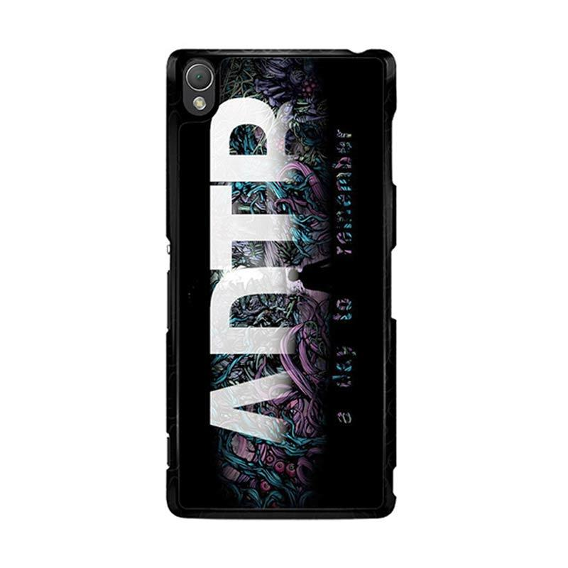Flazzstore A Day To Remember Adtr Band 3D Z0291 Custom Casing for Sony Xperia Z3