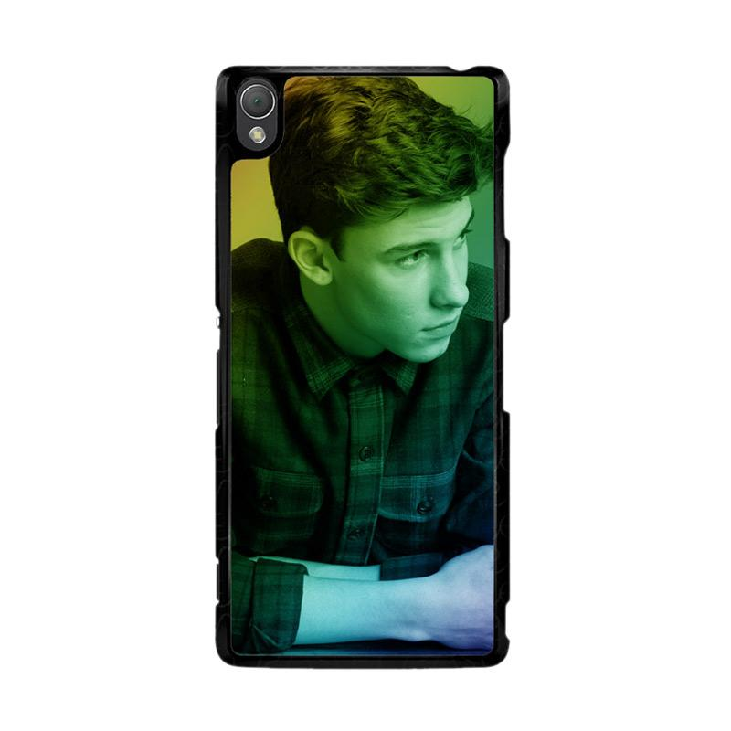 Flazzstore Shawn Mendes Z0979 Custom Casing for Sony Xperia Z3